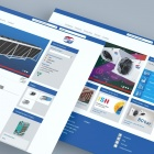 Thumbnail-Photo: New Güntner website focusing on product information...