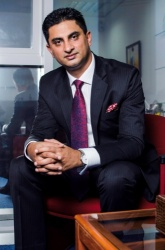 Ashish Dass, President,  Middle East & Africa for 3i Infotech....