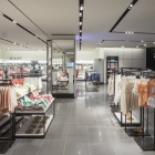 Thumbnail-Photo: What shop design can look like: Zara in Hamburg...