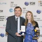 Thumbnail-Photo: TOMRA wins Business of the Year Award