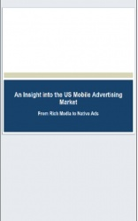 Report: An insight into the US mobile advertising market...