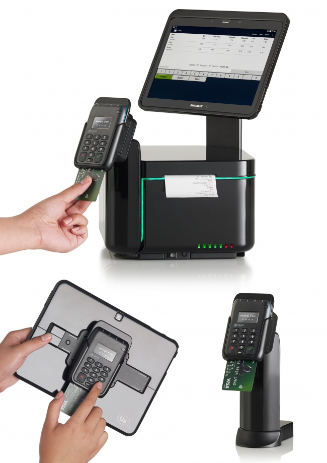 World's first '5-in-1' intelligent, modular tablet point of sale