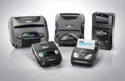 Star Micronics Bluetooth Mobile Printers.