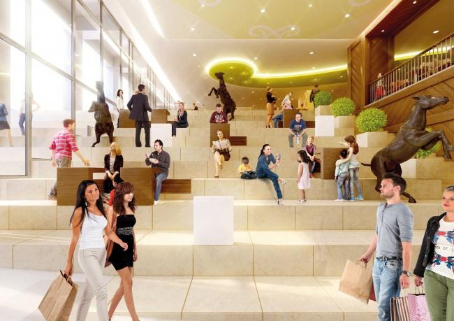 marstall in ludwigsburg vom auslaufmodell zum wohlf hlort ixtenso magazin f r den einzelhandel. Black Bedroom Furniture Sets. Home Design Ideas