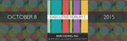 Supply Chain experts span Barcoding Inc.'s Executive Forum 5 speaker lineup...