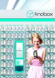 "The Findbox ""to go"" guides customers quickly and simply to the right product..."