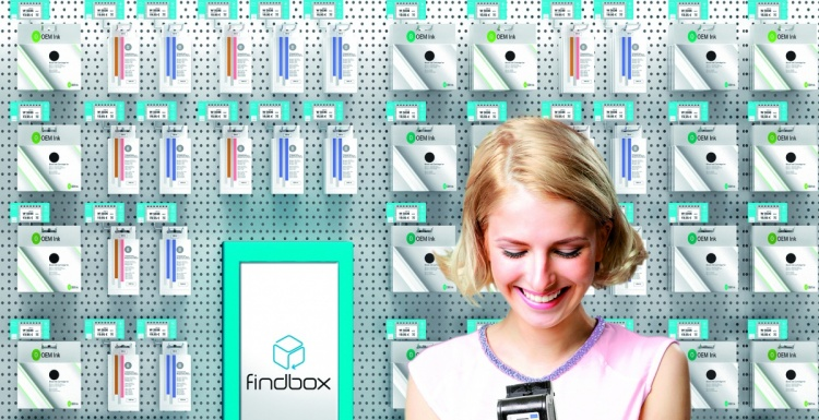 Photo: The smart way to search: Findbox GmbH presents mobile version of Findbox...