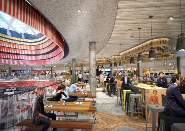 neues shoppingcenter f r die bielefelder innenstadt ixtenso magazin f r den einzelhandel. Black Bedroom Furniture Sets. Home Design Ideas