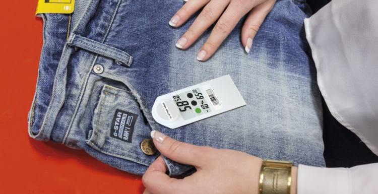 Photo: The future for fashion retail is increasingly digital...