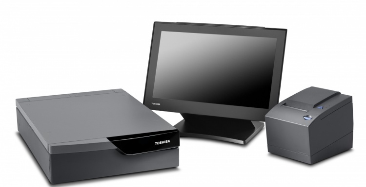Photo: Toshiba redesigns key POS platforms