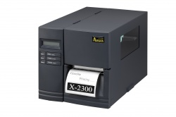"The first printer in the new series is the Argox X-2300E 4"" 203dpi thermal..."