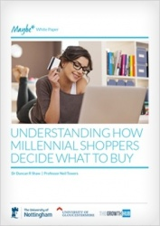 Purchase Intent Data research gives insights into what influences shoppers...