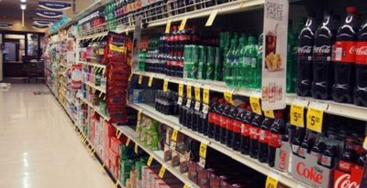 Photo: Berkeleys soda tax boosts retail prices of sugary drinks...