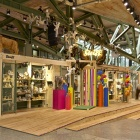 Thumbnail-Photo: What shopdesign can look like: Bikini Berlin with news retailers...