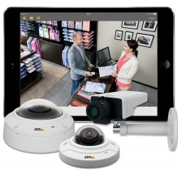 Axis focuses on integrated, smart video systems.