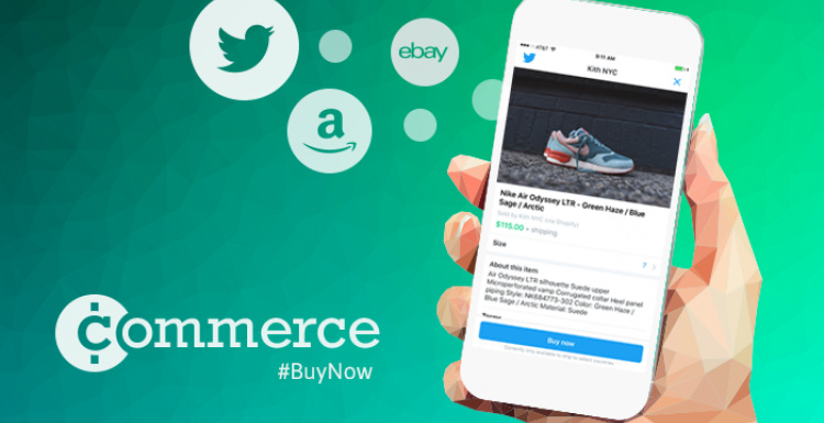 Photo: Commerce launches Social Buy Now platform