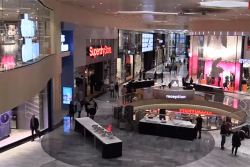 Mall of Scandinavia opens in Sweden