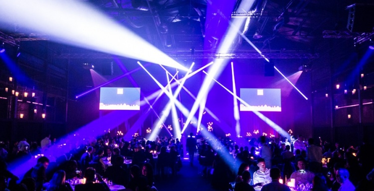 Photo: The Professional Lighting Design Convention