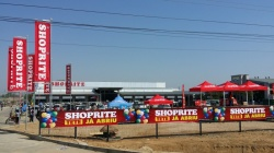 First Shoprite store opens in Tete Province of Mozambique...