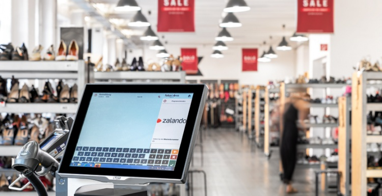 Photo: Zalando selects AURES