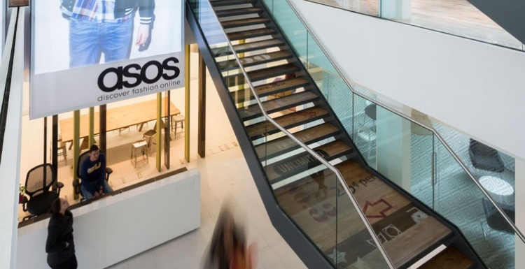 Photo: Oracle to support ASOS global expansion