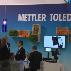 Thumbnail-Photo: METTLER TOLEDO at EuroCIS 2016
