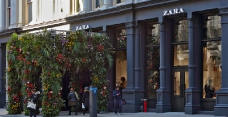 Photo: Zara unveils a 47,361-square-foot flagship store in the heart of SoHo...