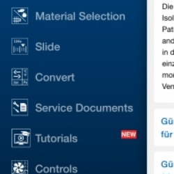 Thumbnail-Photo: Güntner App Tutorial: How-to help in form of an app...