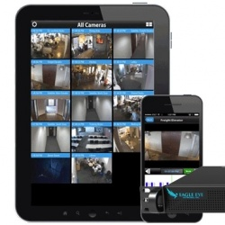Thumbnail-Photo: Video surveillance for any number of locations...