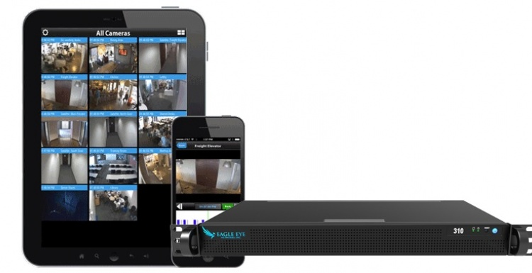 Photo: Video surveillance for any number of locations...
