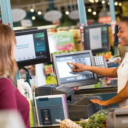 Thumbnail-Photo: Grocery chain rolls out next-generation POS and services...
