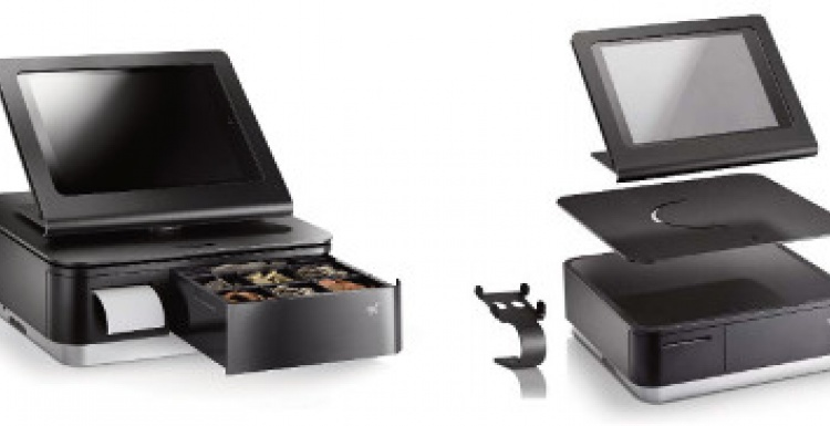 Photo: Bluetooth printer and cash drawer solution with POPPack option...