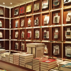 Thumbnail-Photo: Giving books their own special space
