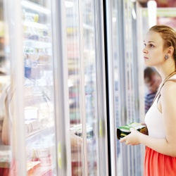 Thumbnail-Photo: Refrigerated cabinets in retail: What the market has to offer...
