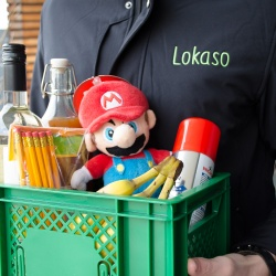 Thumbnail-Photo: Lokaso Siegen effectively strengthens the regional retail sector...