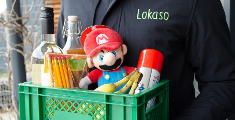 Photo: Lokaso Siegen effectively strengthens the regional retail sector...