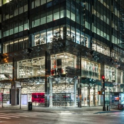 Thumbnail-Photo: adidas opened a new flagship store in New York City...