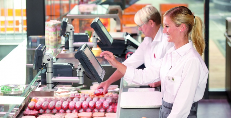 Photo: Retail 4.0: Scale and Data Management in Modern Grocery Stores...