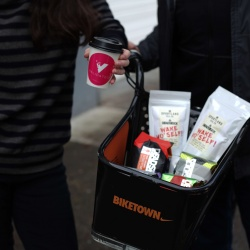 Thumbnail-Photo: First-of-its-kind partnership with campaign for local holiday shopping...