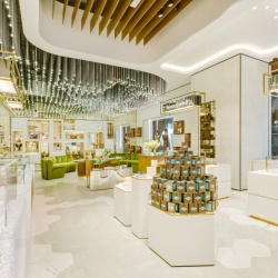 Thumbnail-Photo: Umdasch Shopfitting opens Le Chocolat