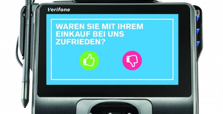Photo: Verifone at the EuroShop 2017: Solutions for the Connected World...