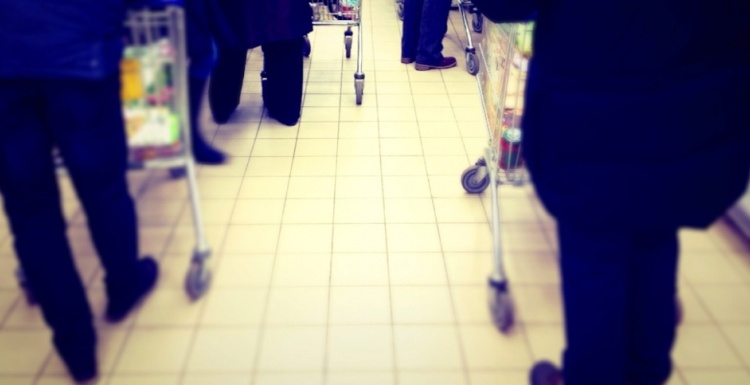 Photo: How to get shorter lines in your store
