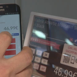 Thumbnail-Photo: The supermarket of the future - SES-imagotag Deutschland GmbH...