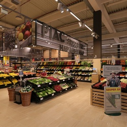 Thumbnail-Photo: Interspar store in Zalaegerszeg reopened after extensive renovations...