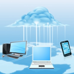 Thumbnail-Foto: Finanzdiensleister: Studie zum Cloud-First-Ansatz in Europa...