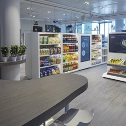 Thumbnail-Photo: Accenture opened its largest innovation hub for the retail, fashion and...