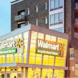 Thumbnail: Photo: Skilken Gold sells six Walmart neighborhood markets for 78 Million...