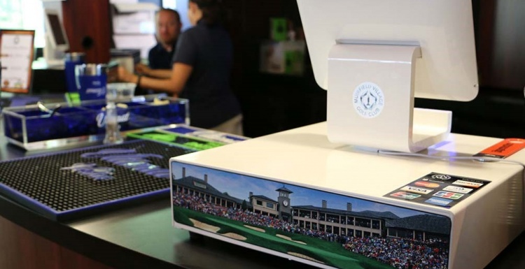 Photo: Official PGA TOUR stop tees up APG Cash Drawer for the third year...