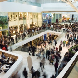 Thumbnail: Foto: Vom Shopping-Center zum Third Place