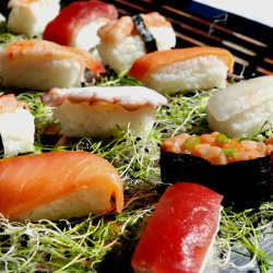 Thumbnail-Photo: Marks & Spencer trials fresh sushi counters in partnership with sushi...